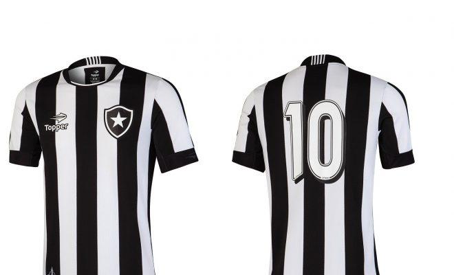 743c1c4c9e6c6 Topper apresenta nova camisa do Botafogo - After25